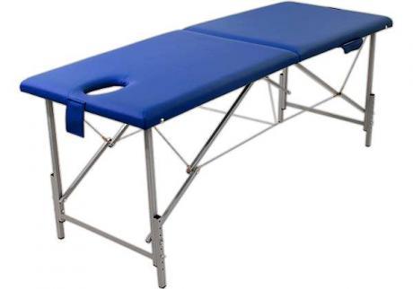Складной массажный стол Комфорт Лайф л04 Люкс